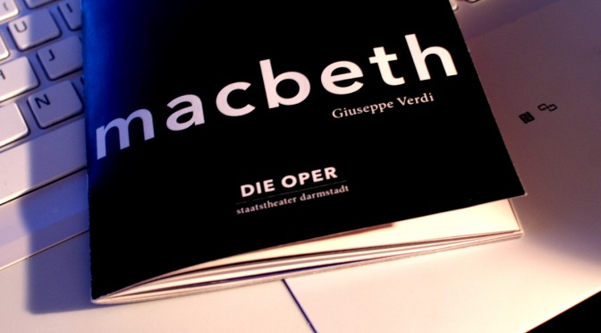 Macbeth am Staatstheater Darmstadt